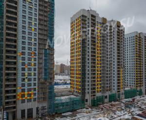 ЖК «LEGENDA Комендантского»: ход строительства