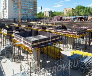 добавлены фотографии хода строительства