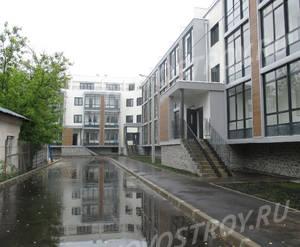 Малоэтажный ЖК «Петровский квартал» (Лосино-Петровский): ход строительства