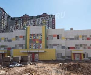 ЖК «Победа»: ход строительства детского сада