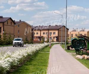 Малоэтажный ЖК «Экодолье Шолохово»: благоустройство