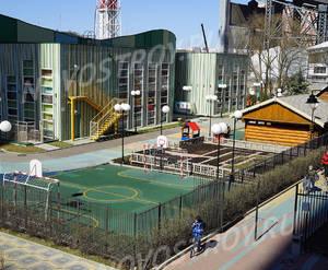 ЖК «ART»: ход строительства детского сада