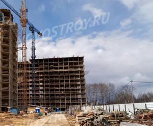 ЖК «Весна» (Ивантеевка): ход строительства