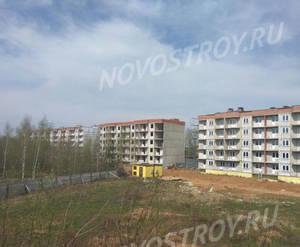 Малоэтажный ЖК «Новый квартал Бекасово»: ход строительства
