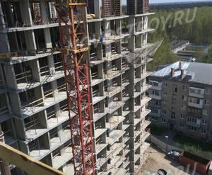 ЖК «Диалект»: ход строительства