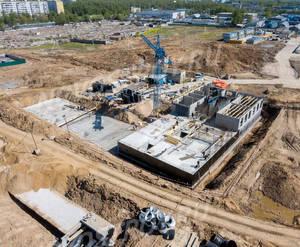 ЖК «Ясеневая 14»: ход строительства блока №3