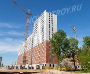 ЖК «Ясеневая 14»: ход строительства корпуса №1