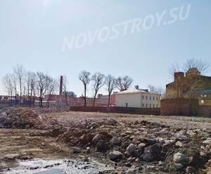 ЖК «Новый Лесснер»: место строительства