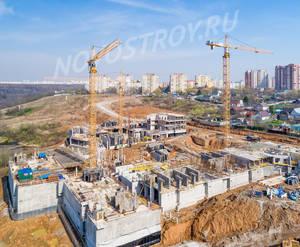 ЖК «Изумрудные холмы»: ход строительства корпуса №17