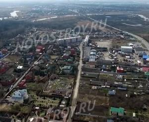 Малоэтажный ЖК «Ленинские горки»: скриншот с видеообзора