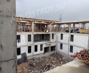 Малоэтажный ЖК «Тихий город»: ход строительства