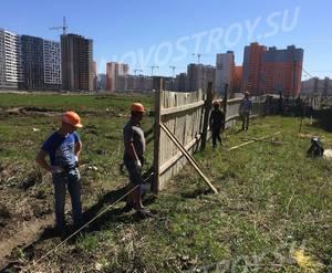ЖК «Десяткино 2.0»: ход строительства 1 очереди