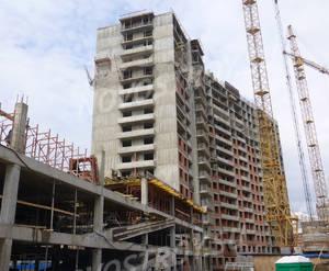 ЖК «Виктория» (Мурино): ход строительства корпуса №4