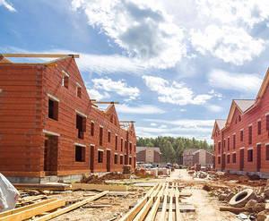 Малоэтажный ЖК «Академия Парк»: ход строительства 9 очереди
