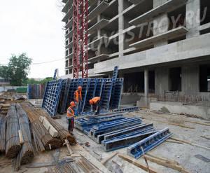 ЖК «Дом на Вешняковской»: ход строительства