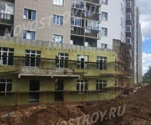 ЖК «На семи холмах»: ход строительства