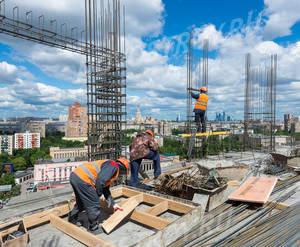 ЖК Vavilove: ход строительства, июнь