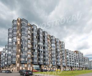 ЖК «Vesna»: ход строительства, июнь