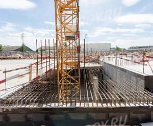 ЖК «Лесопарковый»: ход строительства, июнь