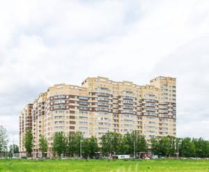 ЖК «Новое Пушкино»: ход строительства, июнь