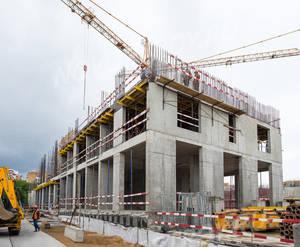 ЖК «Серебряный парк»: ход строительства, июнь