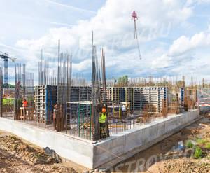 ЖК «Филатов луг»: ход строительства, июнь