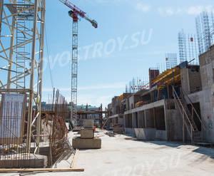 ЖК «Neva-Neva»: ход строительства (июнь)