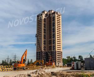 ЖК «ЖИВИ! в Рыбацком»: ход строительства ФЗУ 28