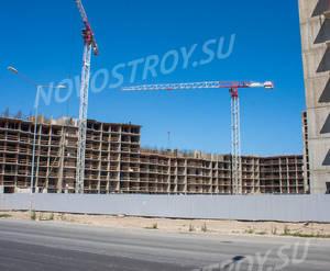 ЖК «ПаркЛэнд»: ход строительства корпуса №1