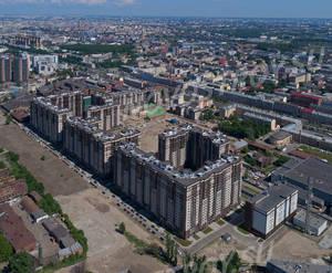 ЖК «Московские ворота»: из группы застройщика