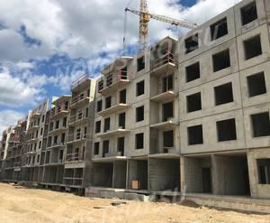 ЖК «ТриДевяткино царство»: ход строительства корпуса №10