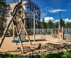 Cанаторно-курортный комплекс «Светлый мир «Внутри»: ход строительства (июнь)