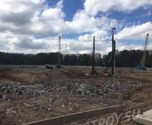 ЖК «Европейский парк»: ход строительства