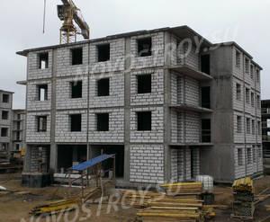 Малоэтажный ЖК «ЗемлЯнино»: ход строительства корпуса №5,6
