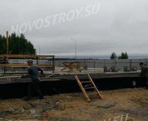 Малоэтажный ЖК «ЗемлЯнино»: ход строительства