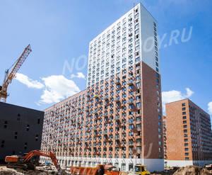 ЖК «Мещерский Лес»: ход строительства корпуса №3.2