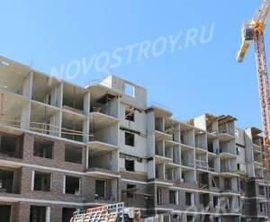 ЖК «Императорские Мытищи»: ход строительства корпуса №15.2