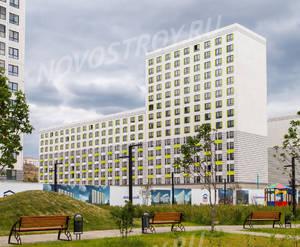 ЖК «Люберецкий»: ход строительства корпуса №4.1