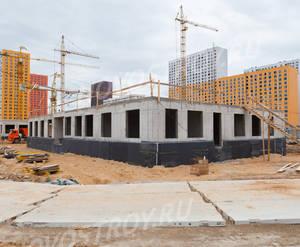ЖК «Саларьево Парк»: ход строительства корпуса №15