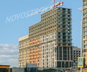 ЖК «Пригород.Лесное»: ход строительства корпуса №21