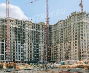 ЖК «Пригород.Лесное»: ход строительства корпуса №24