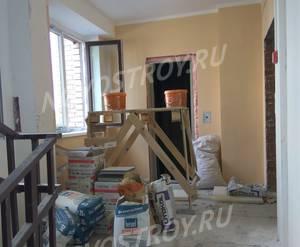 Малоэтажный ЖК «Новое Бисерово 2»: ход строительства дома №1