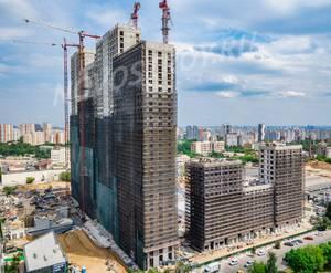 ЖК «Селигер Сити»: ход строительства