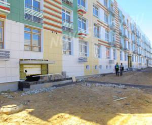 ЖК «Новогорск Парк»: ход строительства корпуса №8Д