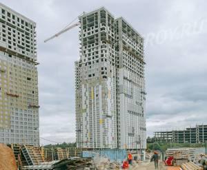 МФК «Спутник»: ход строительства корпуса №3