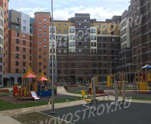 ЖК «Пятницкие кварталы»: ход строительства дома №17