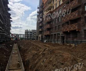 ЖК «Пятницкие кварталы»: ход строительства дома №23