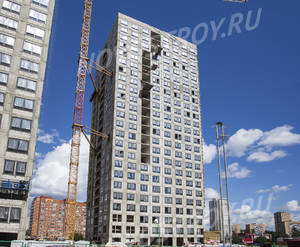 ЖК «Новокуркино»: ход строительства корпуса №67