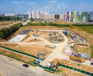 ЖК «Бутово-Парк 2Б»: ход строительства корпуса №19-21