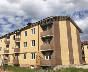 Малоэтажный ЖК «Борисоглебское»: ход строительства корпуса №24